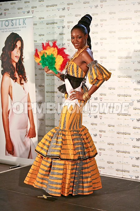 Miss Curacao Safira De Wit's wonderful surprise at the Miss Universe