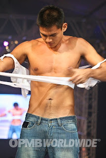 Hey Marian Rivera, your ex-boyfriend is here! And hes hot