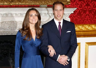 Prince William Kate Middleton wedding engagement