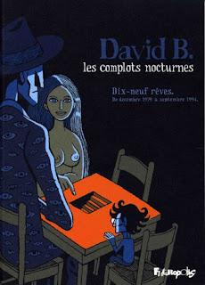 Los complots nocturnos – David B