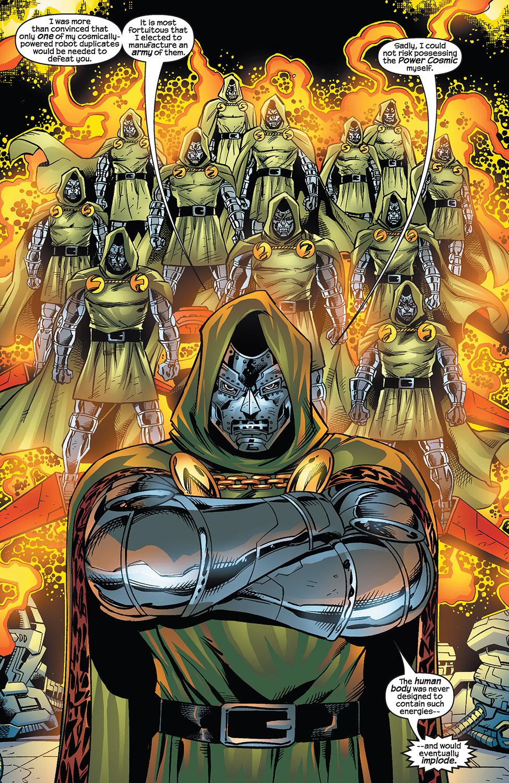 Read online Fantastic Five (2007) comic -  Issue #3 - 17