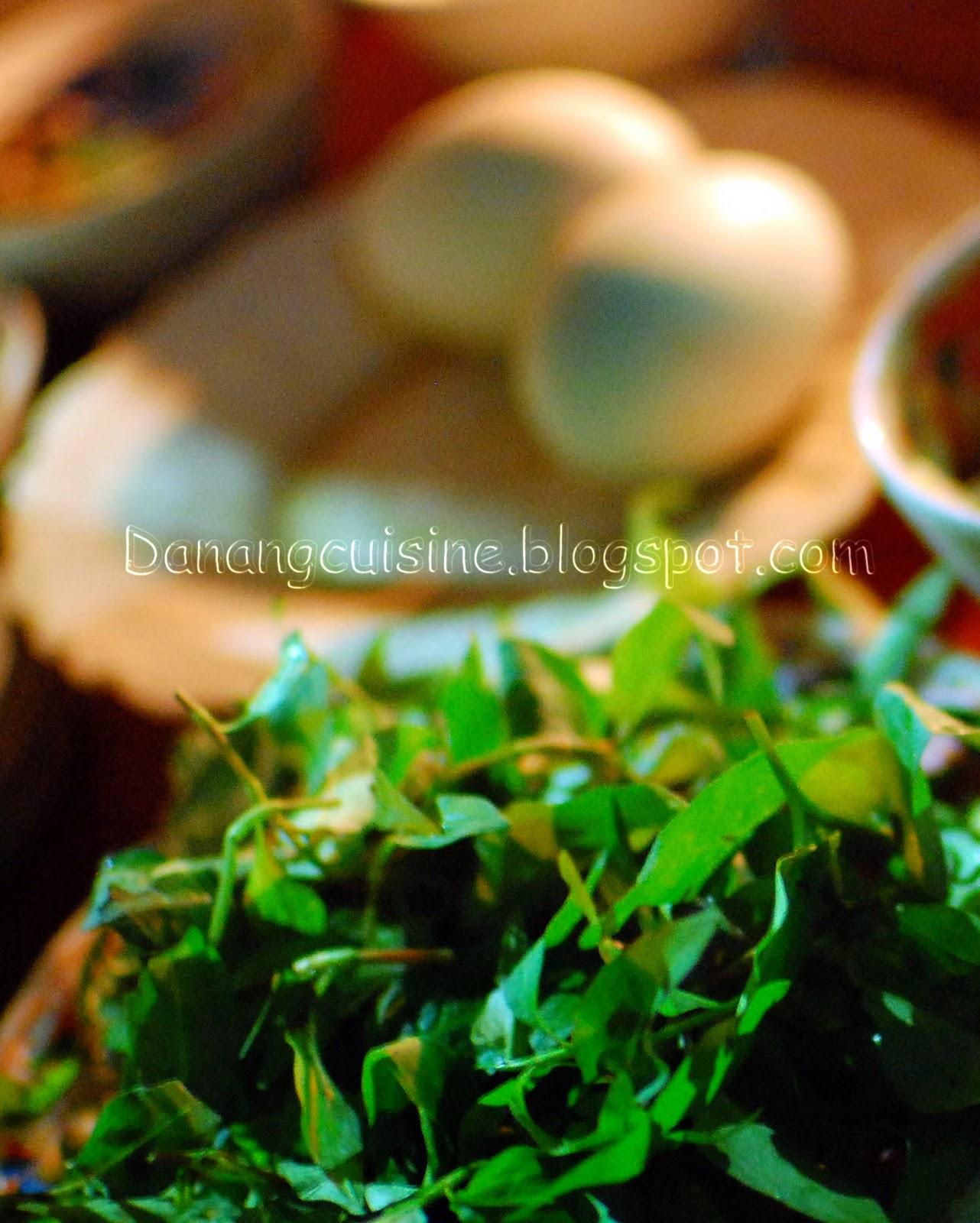 Trung Vit Lon Danang Cuisine Greeb
