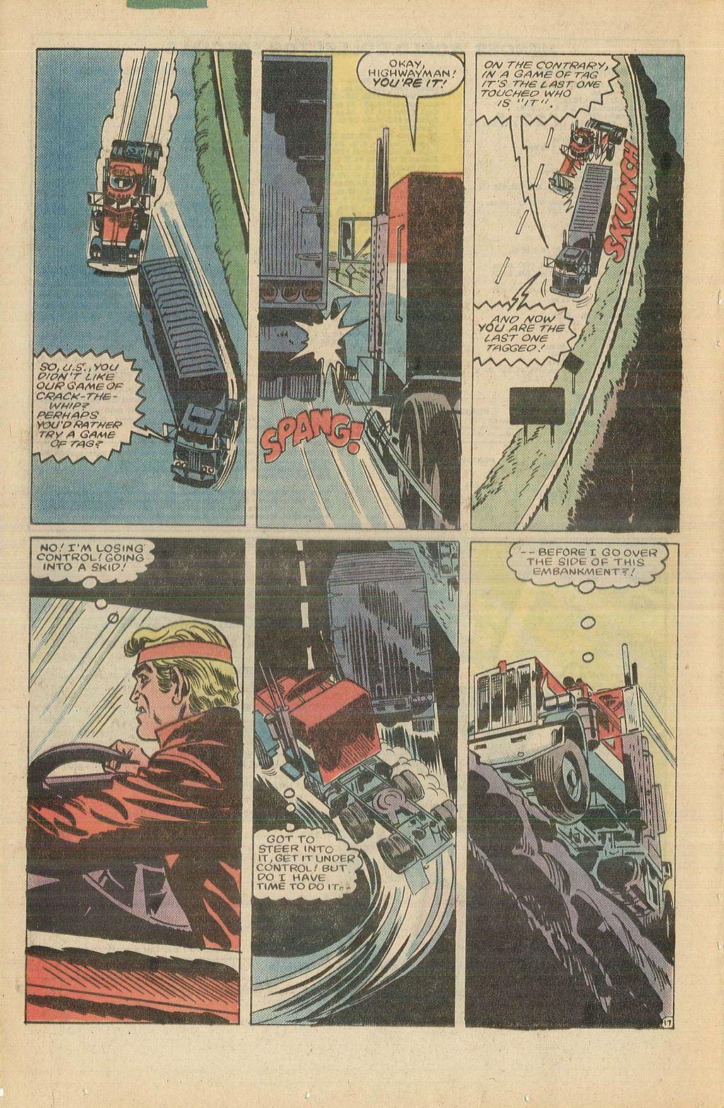 Read online U.S. 1 comic -  Issue #10 - 24