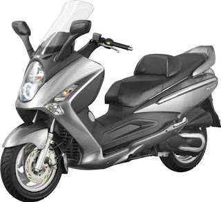 wallpaper dan motor kinetic 39 s next big thing the sym 250 gts moto scooter. Black Bedroom Furniture Sets. Home Design Ideas