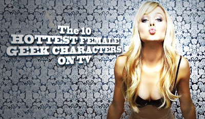 10 Hottest Female Geek Characters On TV Shows