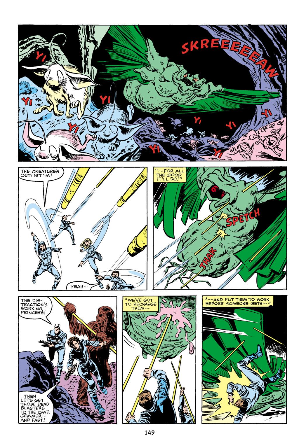 Read online Star Wars Omnibus comic -  Issue # Vol. 16 - 147
