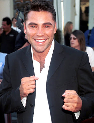 Boxing Prospects, A Night Club, And Oscar De La Hoya. This Won't End Well.