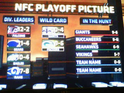 ESPN still has hope that the Vikings will make the playoffs