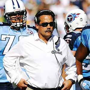 Jeff Fisher out as Tennessee Titans head coach