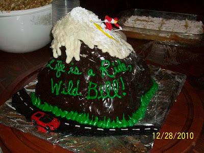 Can I Make Your Cake Mountain Cake