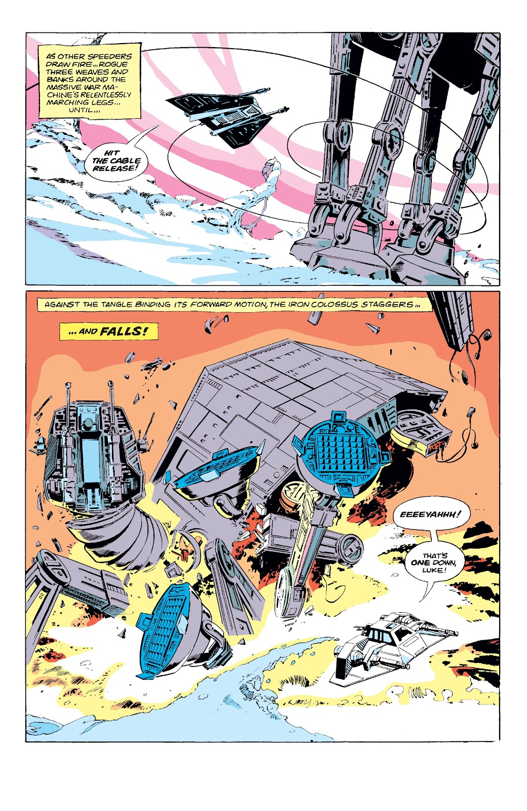 Read online Star Wars Legends: The Original Marvel Years - Epic Collection comic -  Issue # TPB 3 (Part 1) - 39