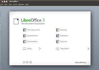 Libre office starting officesuite