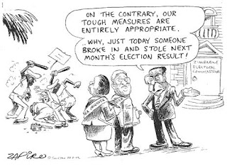 Hands-on Technical Tips: Some of the best Mugabe cartoons