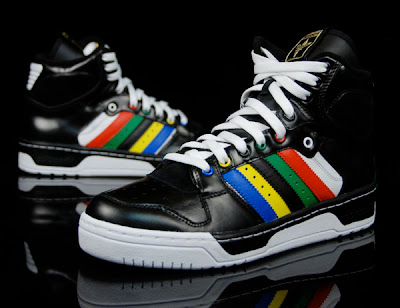 half off 6c736 8f856 The Conductor Olympic is - in my opinion - the best remake of the Adidas  Conductor. The mostly black shoe with a hint of the Olympic colors on the  side ...