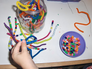 counting with beads
