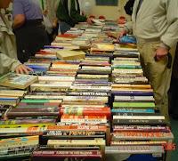 garage sale books