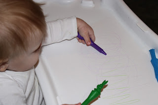 baby activity coloring