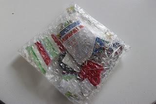 bubble wrap pillow