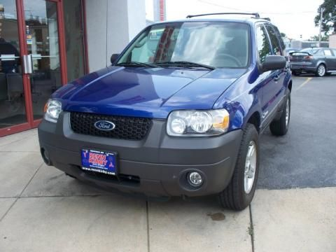 Best Hybrid Cars 2005 Ford Escape Hybrid Reviews