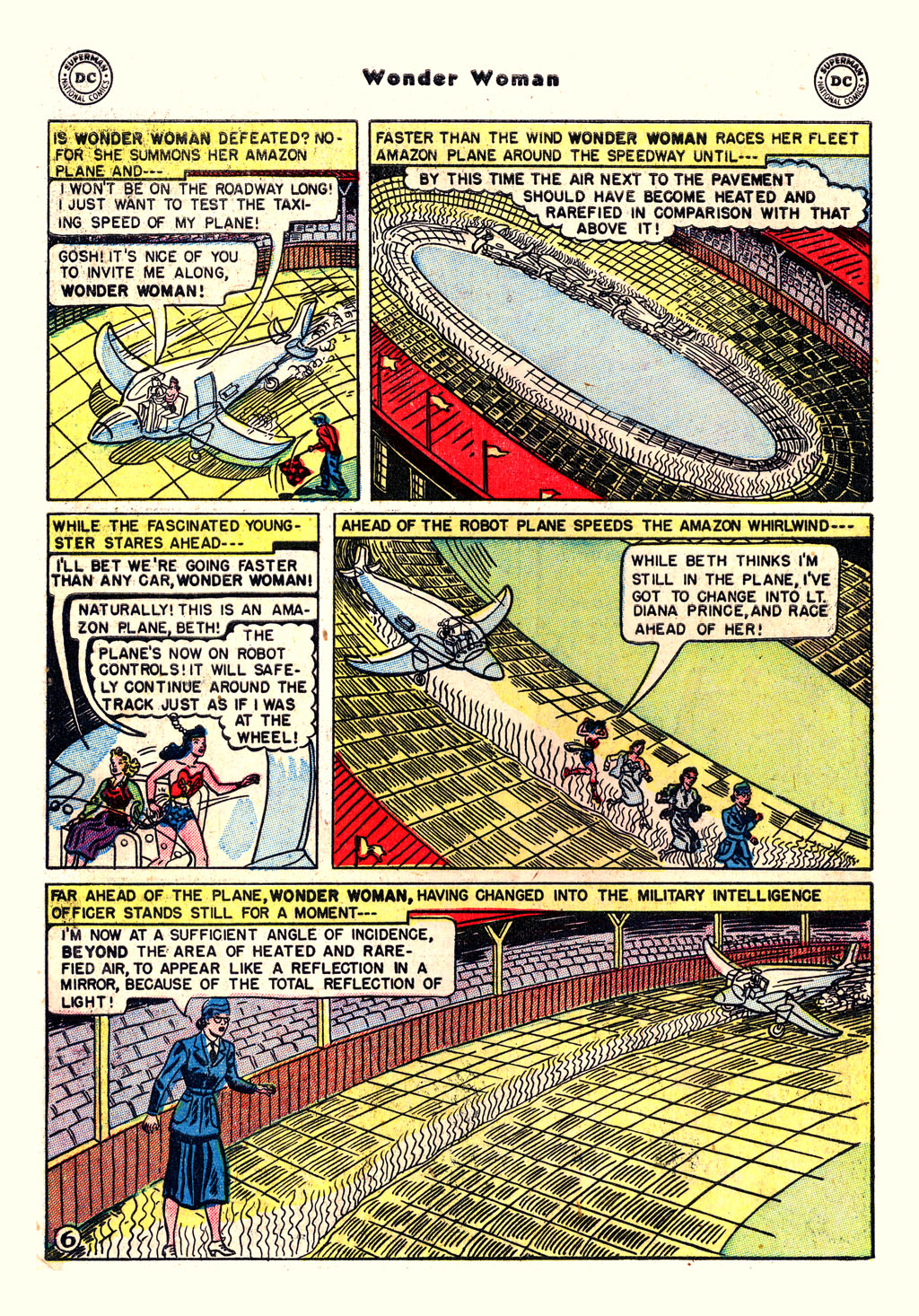 Read online Wonder Woman (1942) comic -  Issue #54 - 36