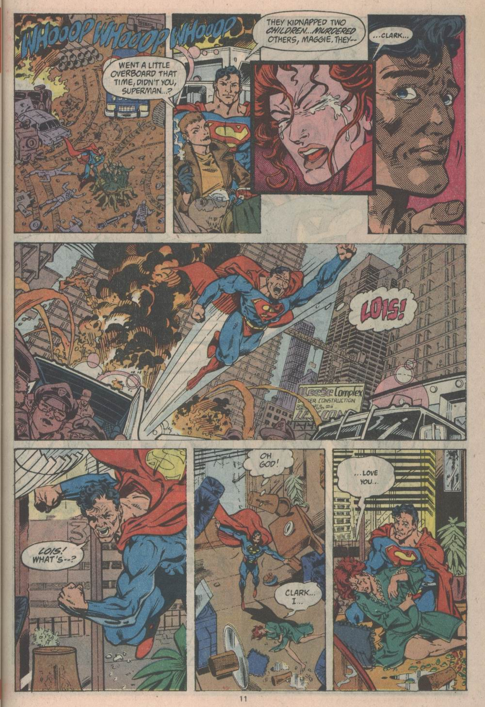 Adventures of Superman (1987) issue _Annual_3 - Page 11