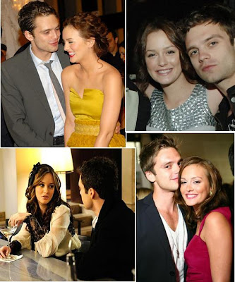 Who are the gossip girl cast dating in real life