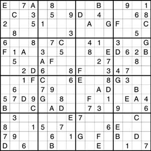 Sudoku Mega