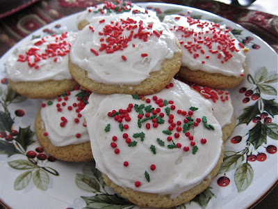 This sugar cookie recipe is so easy to make with your kids. The cookies are soft and chewy and I include a recipe for homemade frosting to make them extra good. #WomenLivingWell #cookies #sugarcookies #kidfriendly
