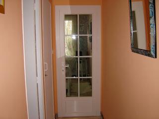 profession menuisier porte fenetre 1 vantail pvc blanc. Black Bedroom Furniture Sets. Home Design Ideas