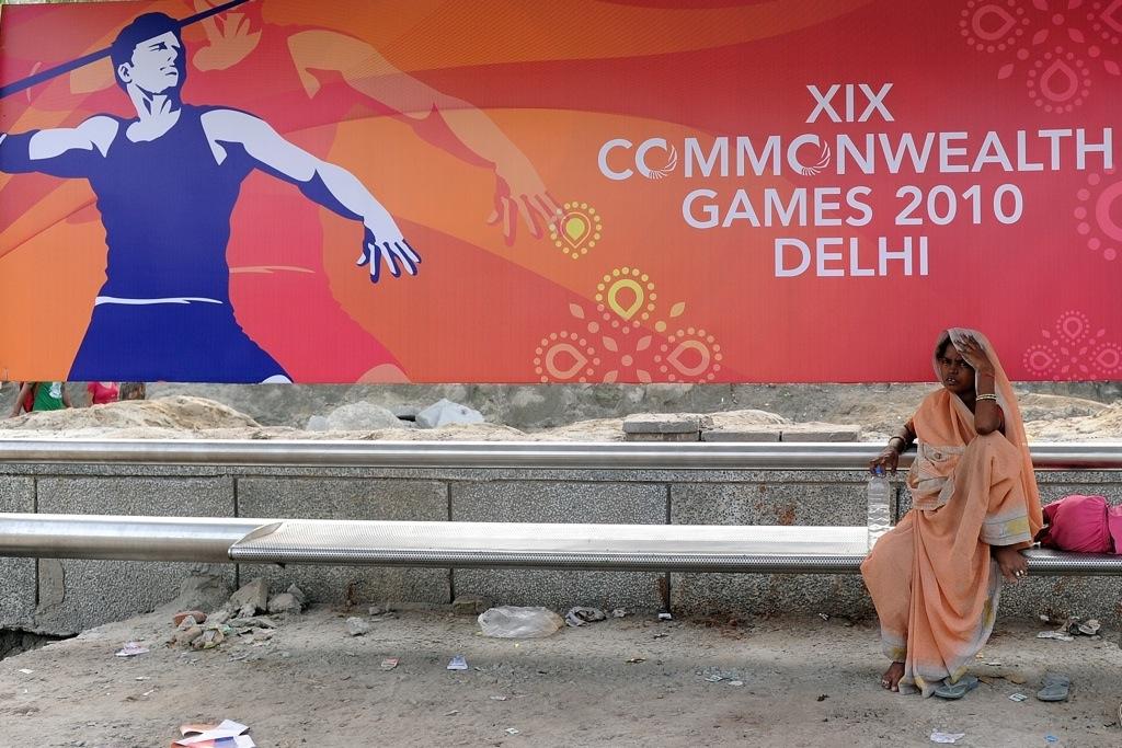 Escorts in commonwealth games delhi