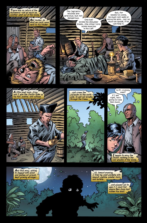 Read online Treasure Island comic -  Issue #4 - 12