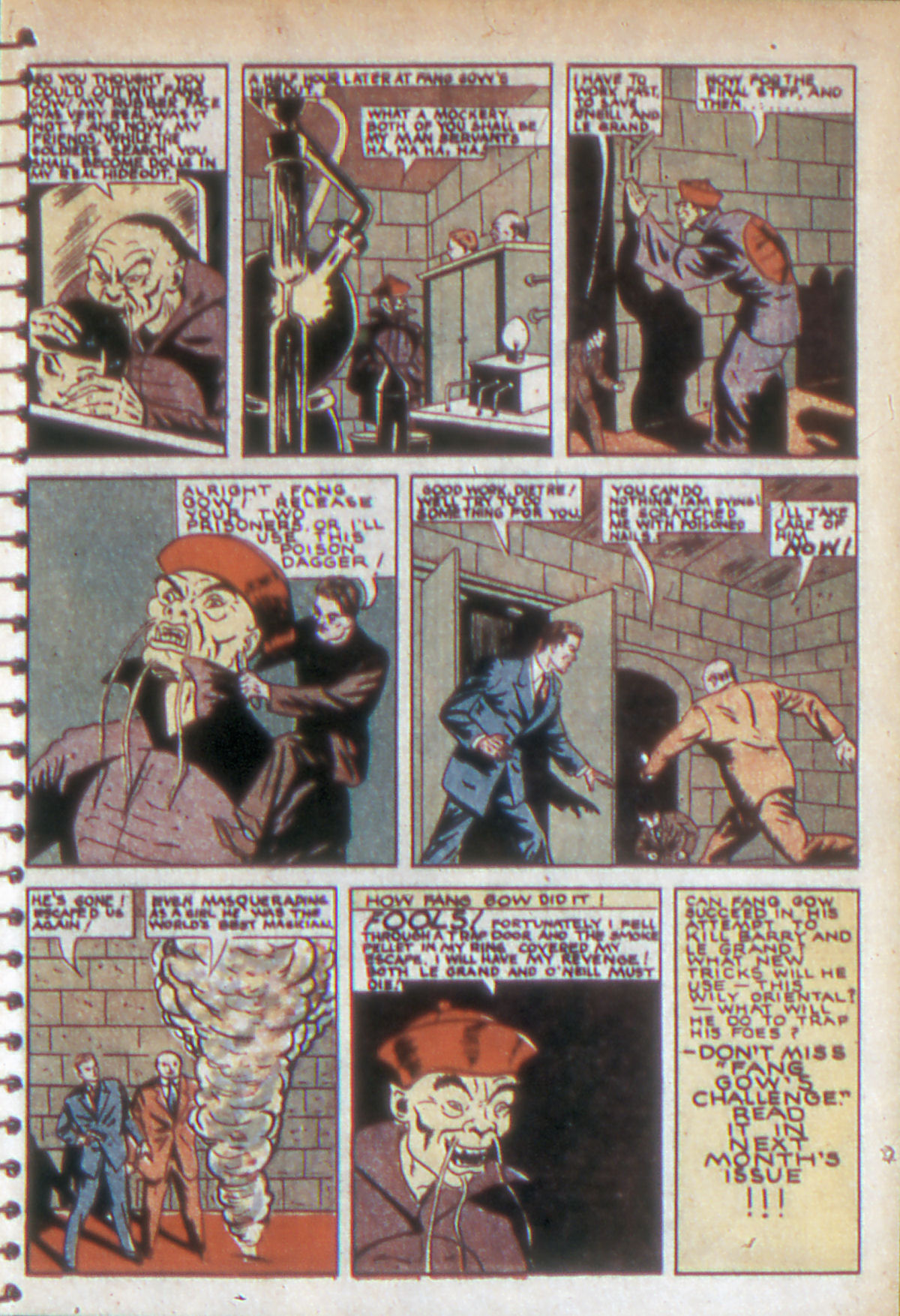 Read online Adventure Comics (1938) comic -  Issue #53 - 18