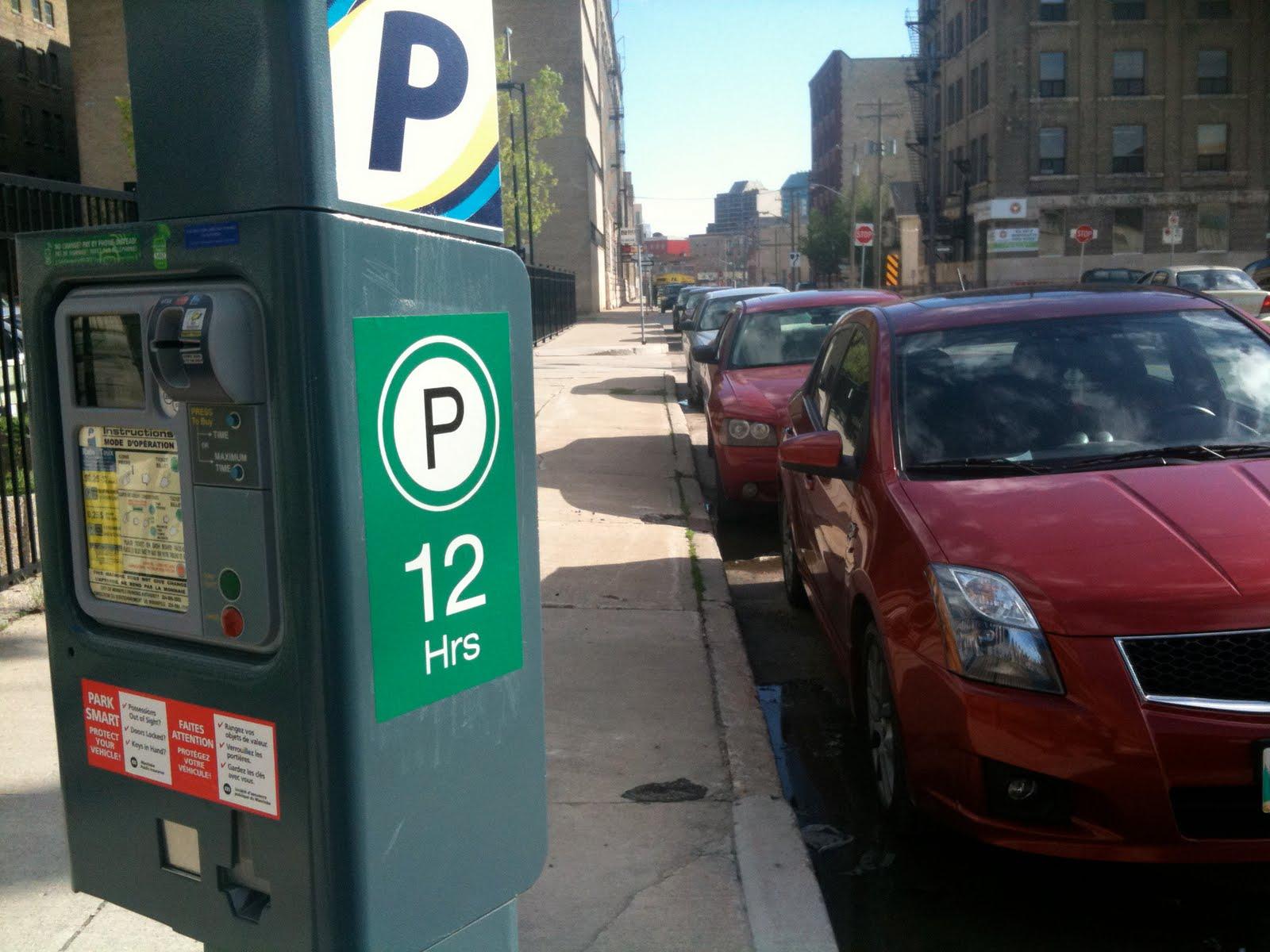Kenton's Infotainment Scan: Winnipeg Parking Authority
