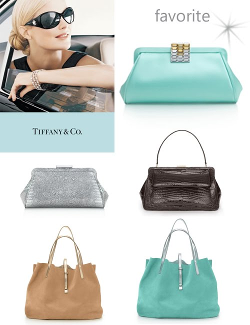 Blue With Envy Tiffany Co Reveals Handbags