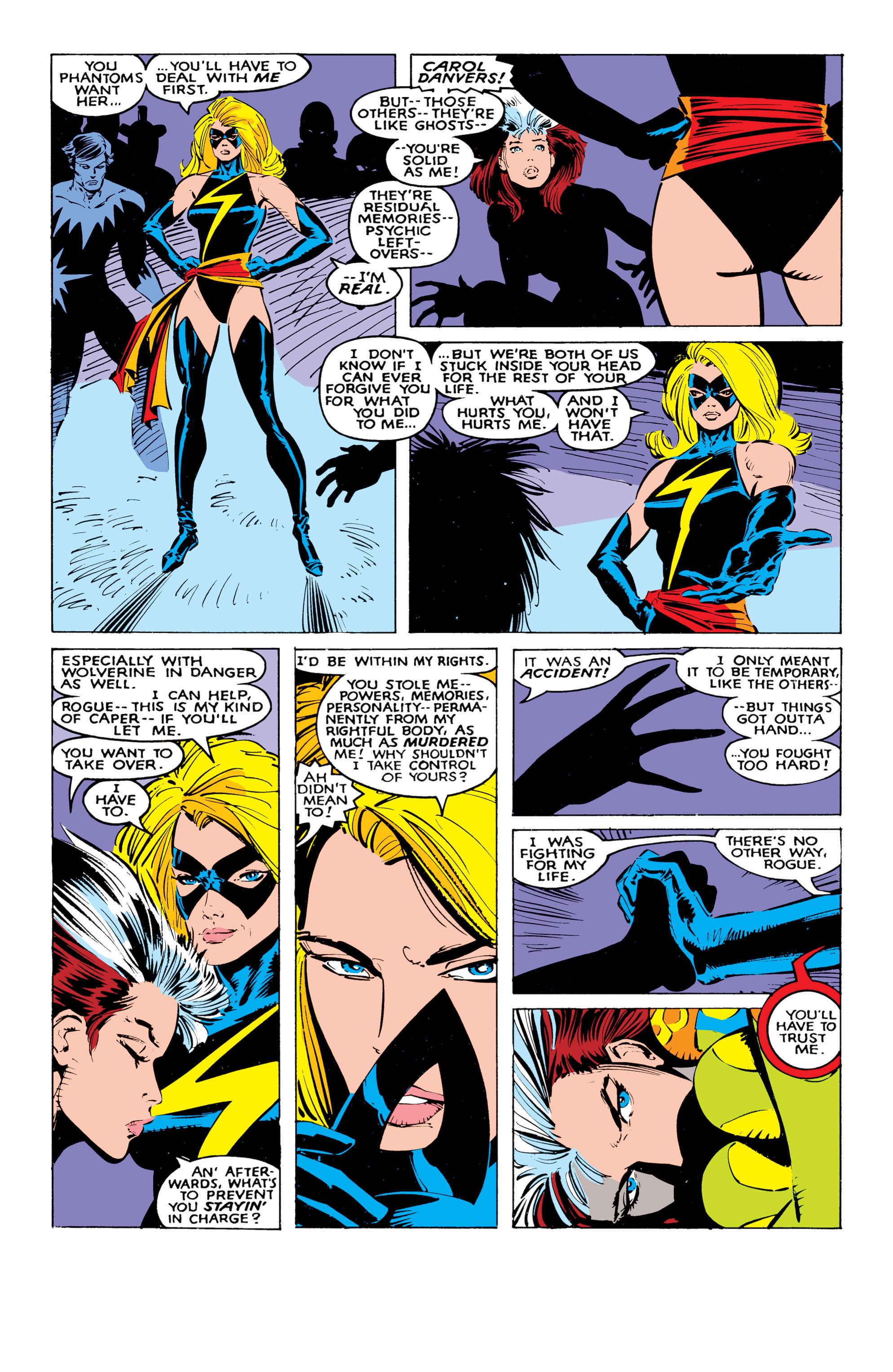 Read online Uncanny X-Men (1963) comic -  Issue #236 - 17
