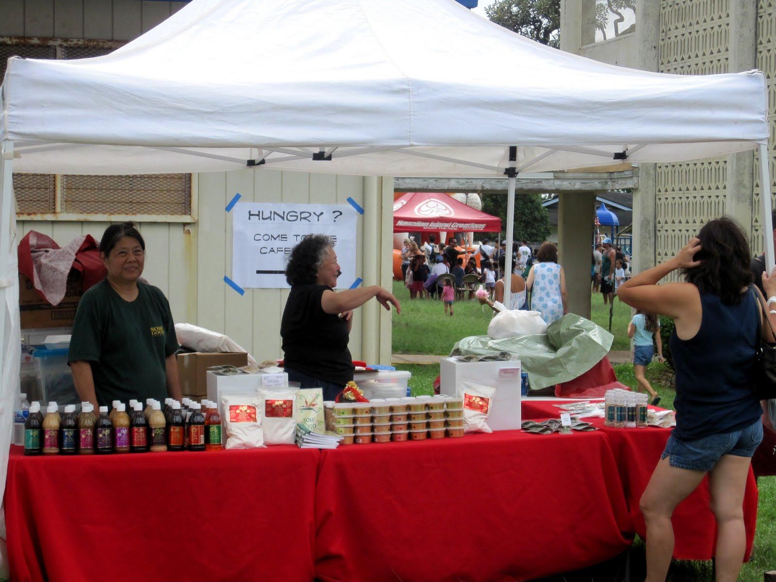 Honolulu Festival Craft Fair