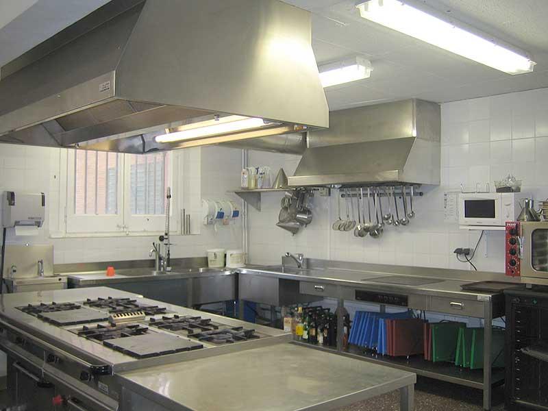 HELADERIA: Normas de higiene de las instalaciones.