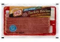 Oscar Mayer turkey bacon packaging