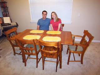 Molly Stark Maple Table And Chairs 2010