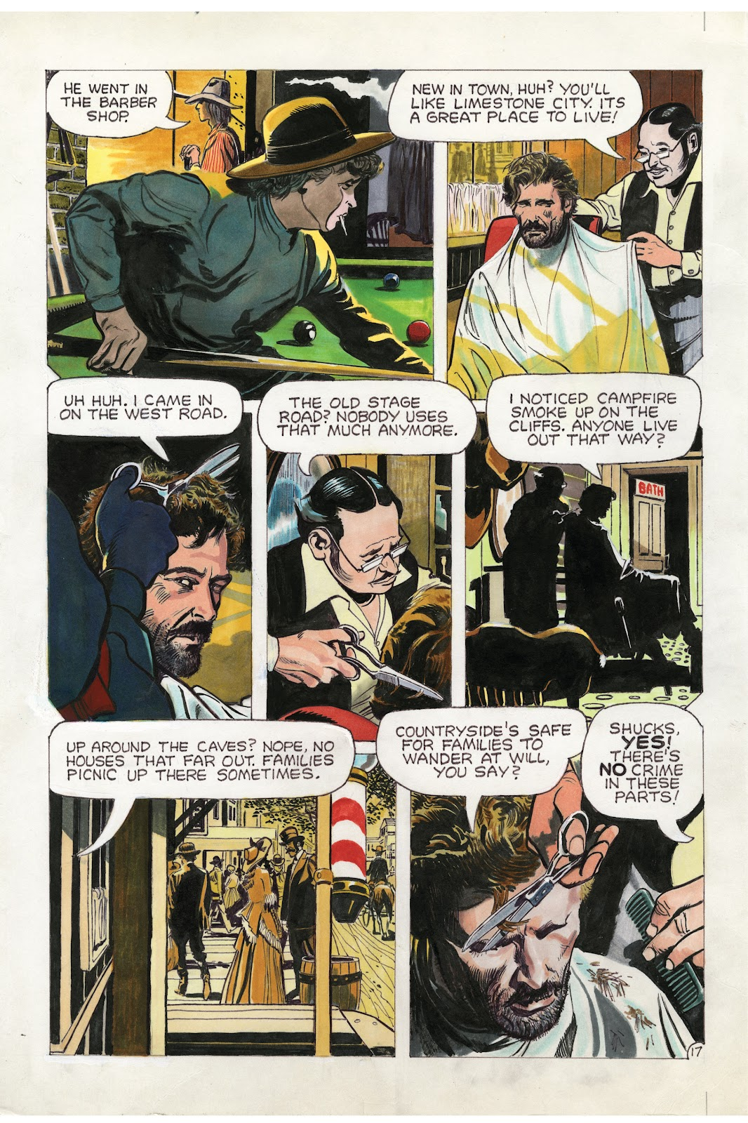 Read online Doug Wildey's Rio: The Complete Saga comic -  Issue # TPB (Part 1) - 83