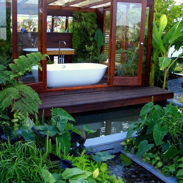 Home Garden Design Ideas: Modern Garden Design Ideas