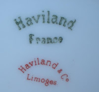 Dating haviland limoges marks
