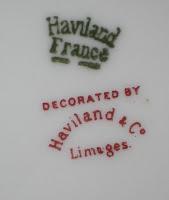 Holly Lane Antiques: Identifying Antique Haviland Limoges Patterns