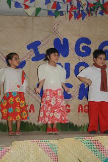 Linggo ng Wika Presentation