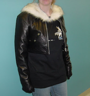 AbbyShot Final Fantasy 8 Squall Jacket Front