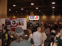 The Crowd at Fan Expo 2007 in Toronto