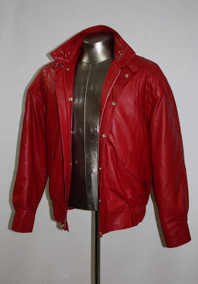 AbbyShot's Akira Inspired Kaneda Jacket - The Pill Jacket! (Front View)