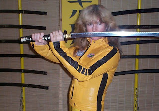 AbbyShot Kill Bill Jacket - Customer Photo