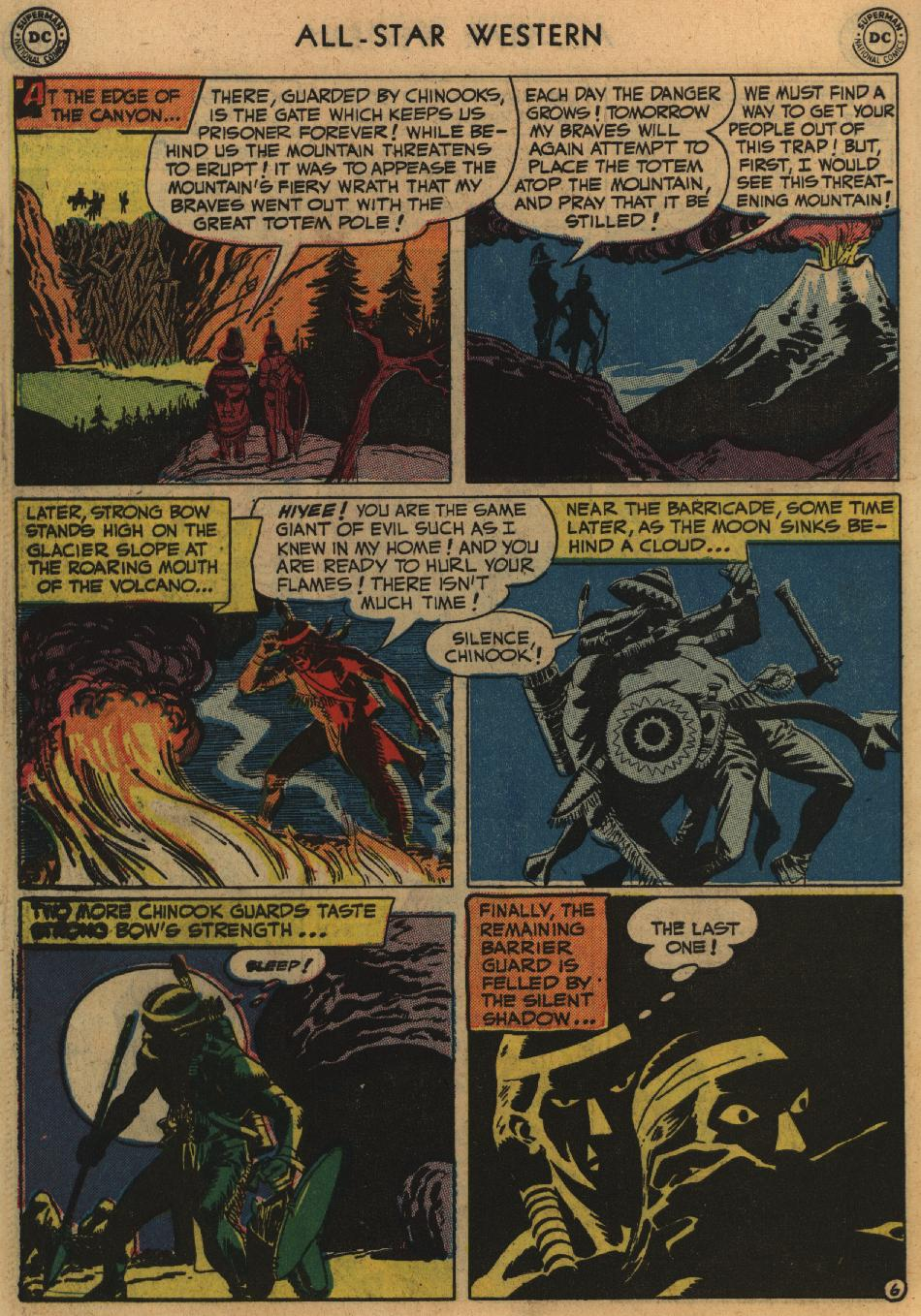 Read online All-Star Western (1951) comic -  Issue #60 - 44