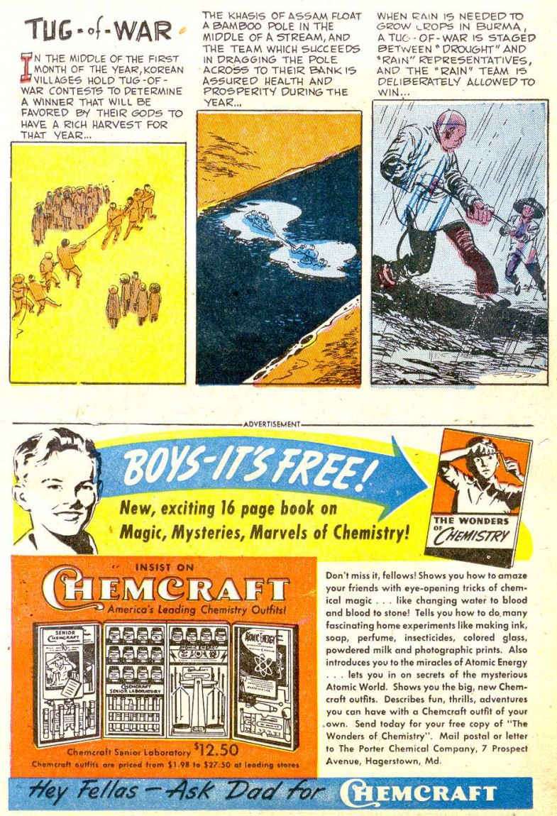 Read online Sensation (Mystery) Comics comic -  Issue #113 - 19
